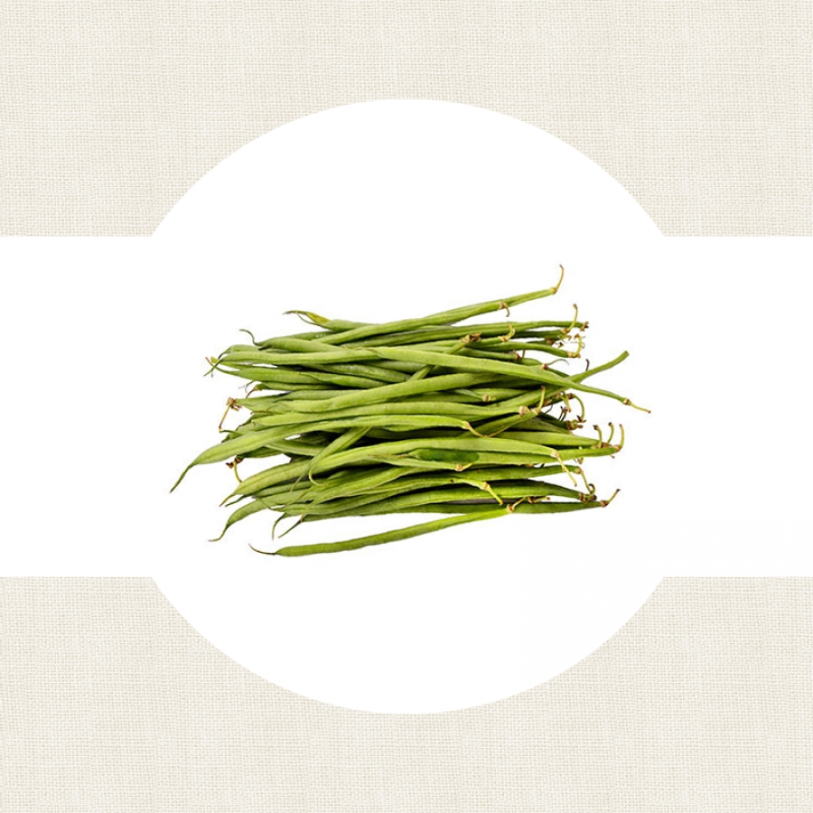 Haricots frais verts extra-fins